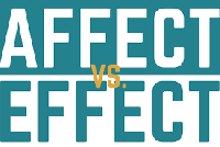 So sánh và phân biệt cách dùng của affect và effect